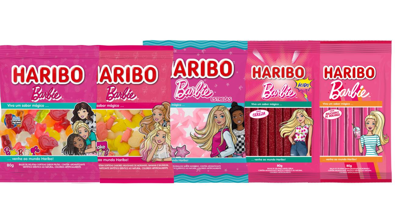 Leque Mattel Barbie