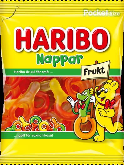 Nappar Frukt