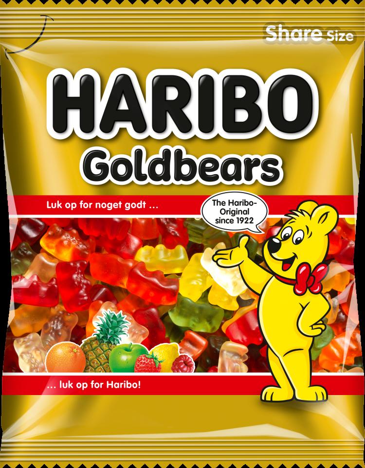 Goldbear Nordic packshot