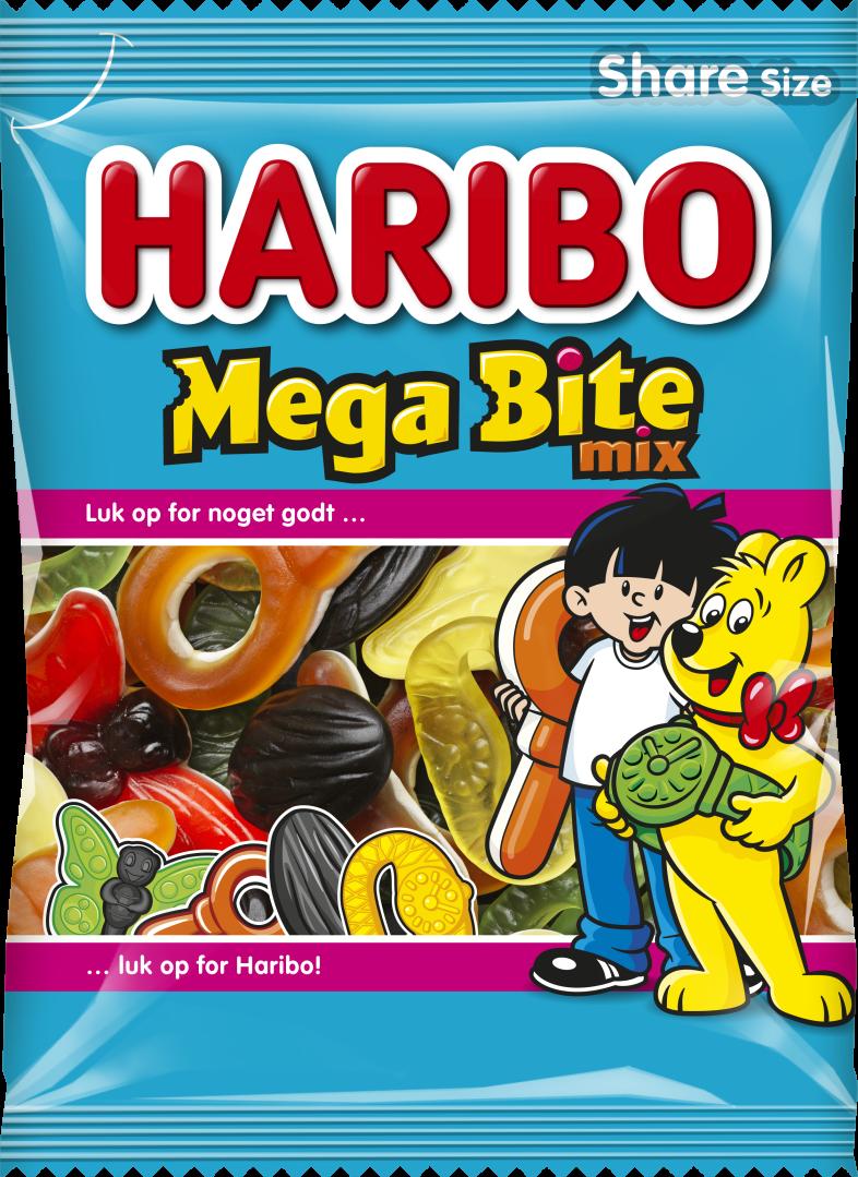 Mega Bite Mix 275g