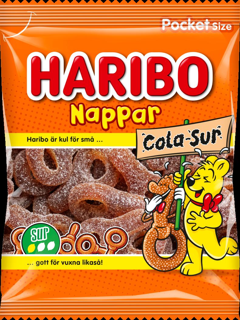 Nappar Cola Sur 70g
