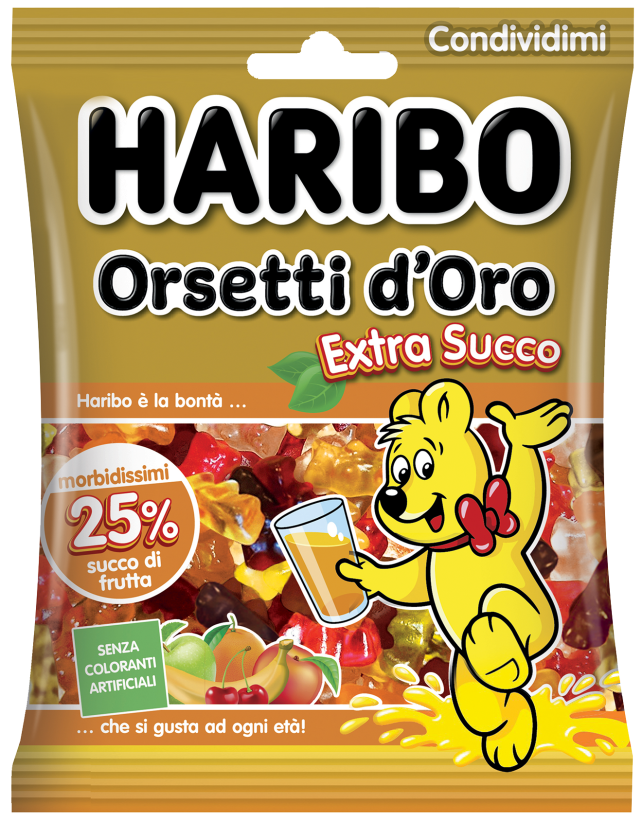 3 D Orsetti Extra Succo