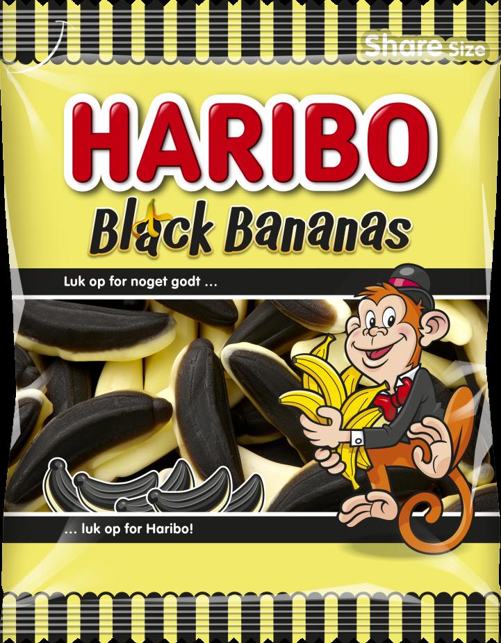 Black Bananas 120g