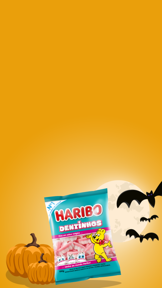 Dentinho Halloween mobile