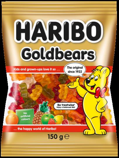 Beutel HARIBO Goldbears