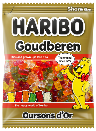 HARIBO Oursons d'or