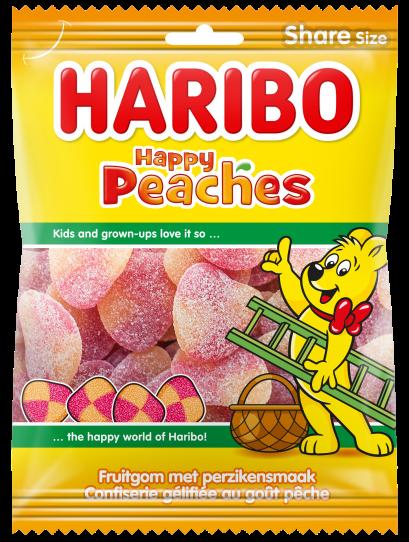 HARIBO Happy Peaches (200g)