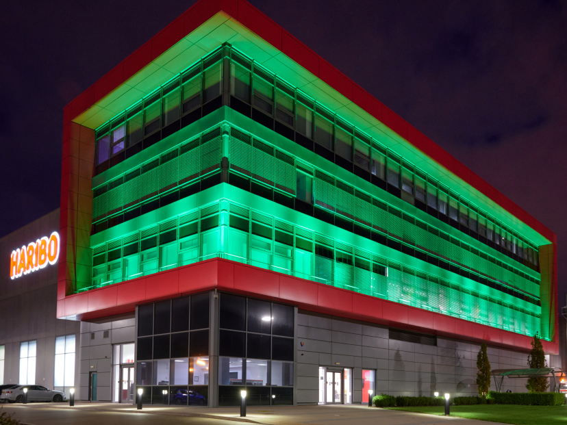 HARIBO Factory Green4by3