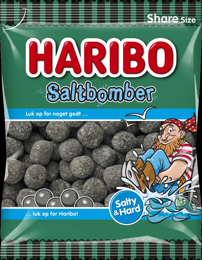 Saltbomber 120g
