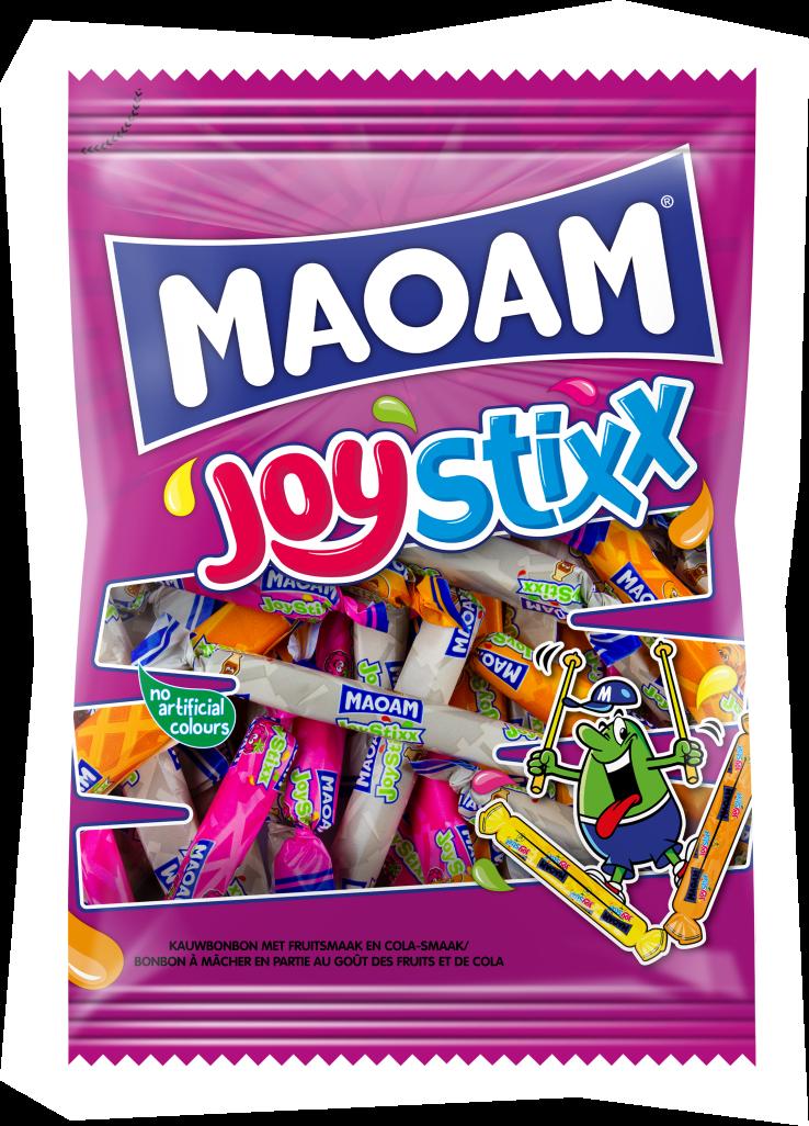 2102036 6048 MAOAM Joystixx white