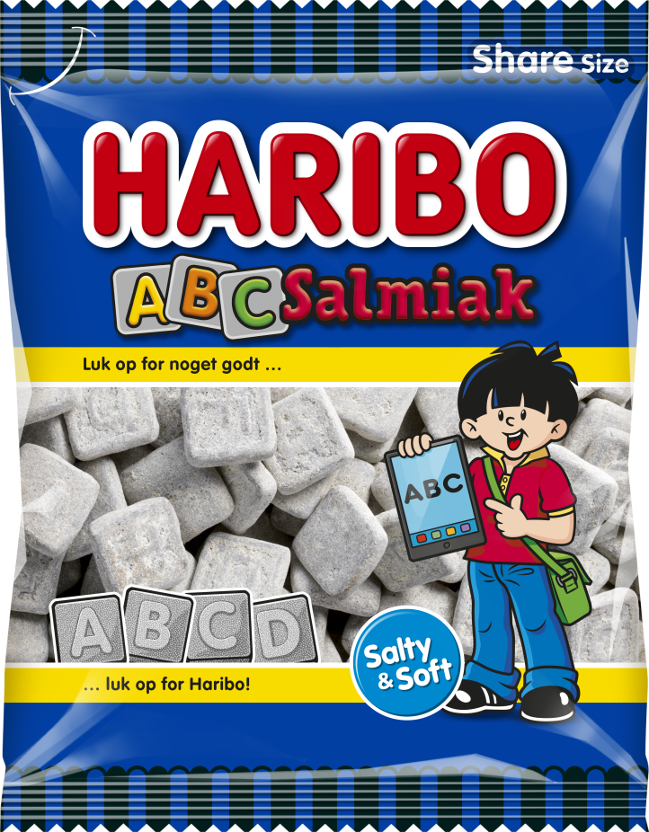 ABC Salmiak 120g