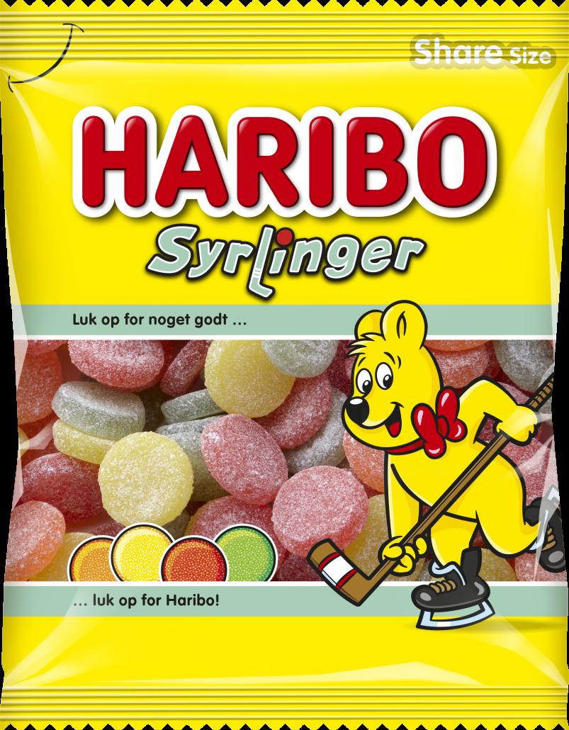 Syrlinger 120g