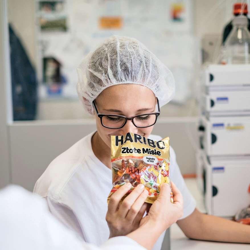 Ekspertka ds. smaku testuje Złote Misie pod kątem smaku
