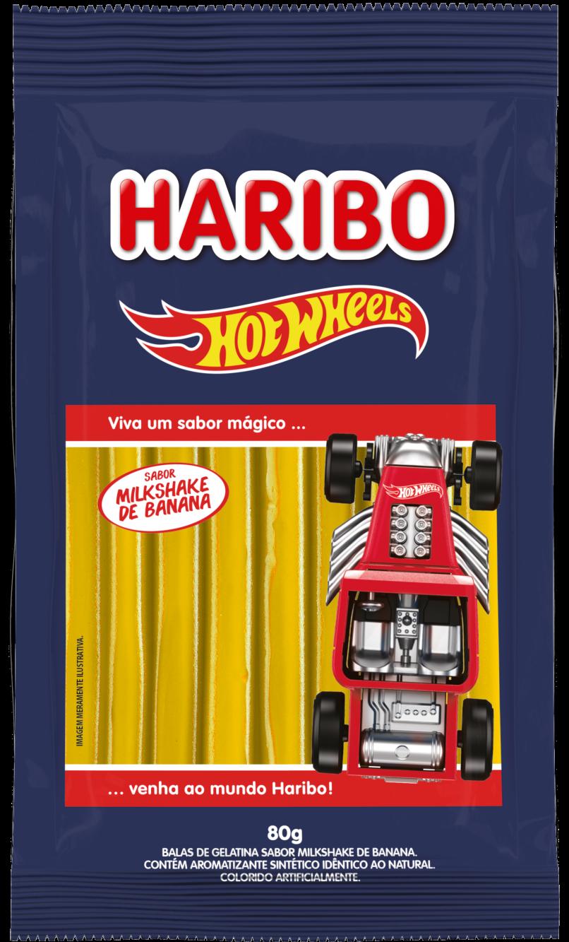 Hot Wheels Balla Sticks Milkshake Banana