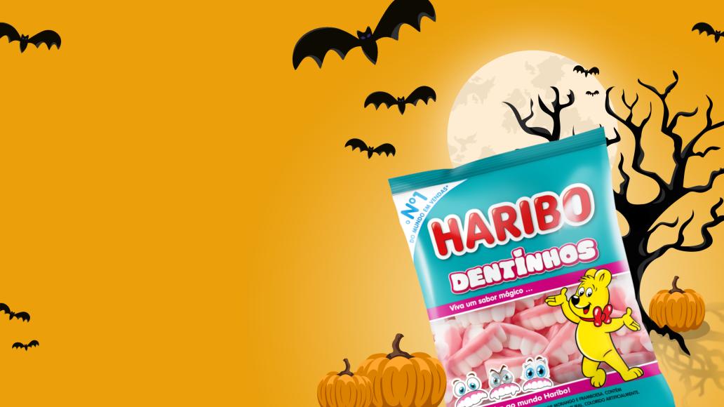 Dentinhos Halloween