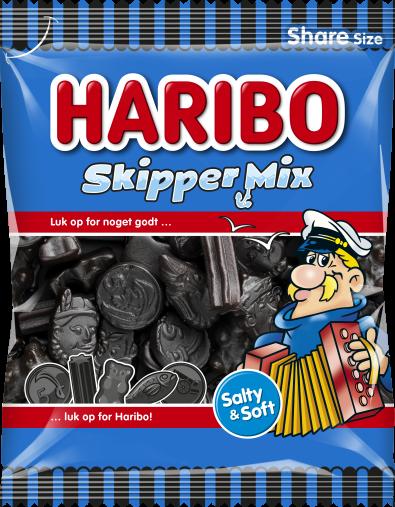 Skipper Mix 120g 2021