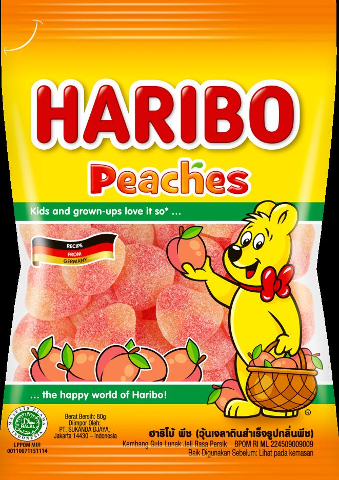 Peaches 80g f 1
