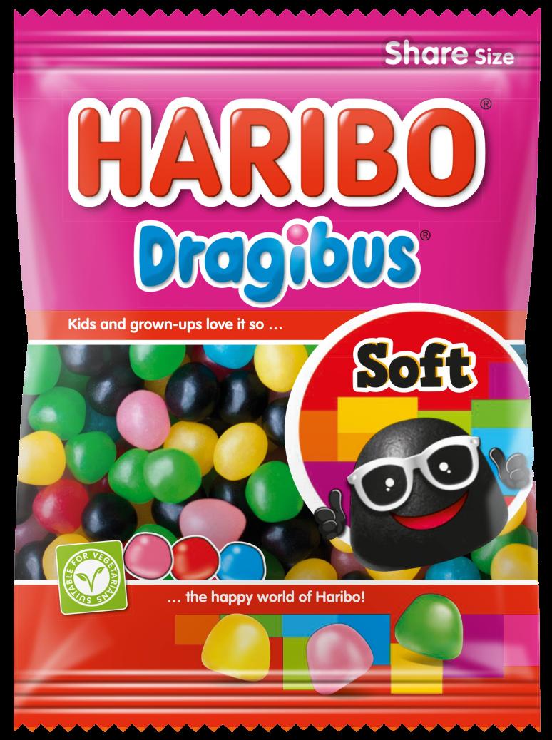 HARIBO Dragibus Soft (200g)