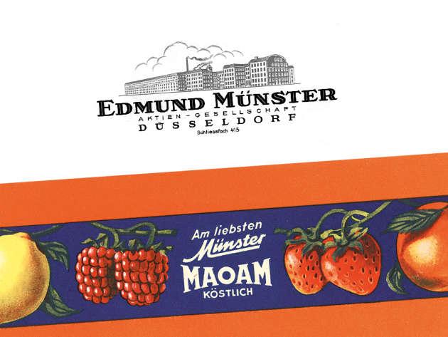 MAOAM-logo van begin 20e eeuw