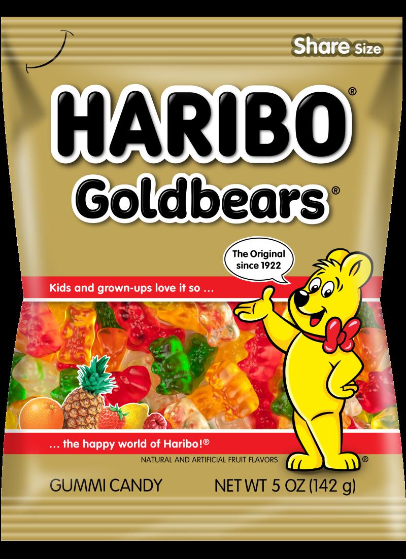 Pack of HARIBO Goldbears