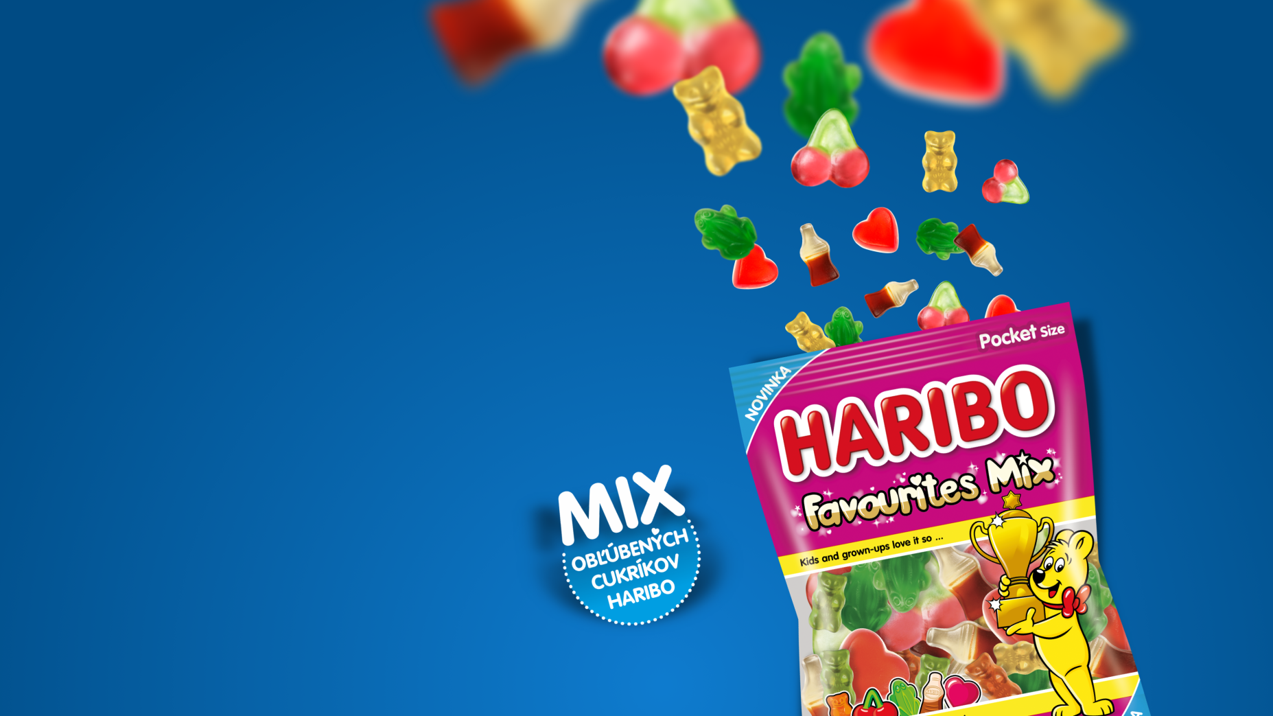 Haribo Favourites Mix Cover 3840x2160 SK