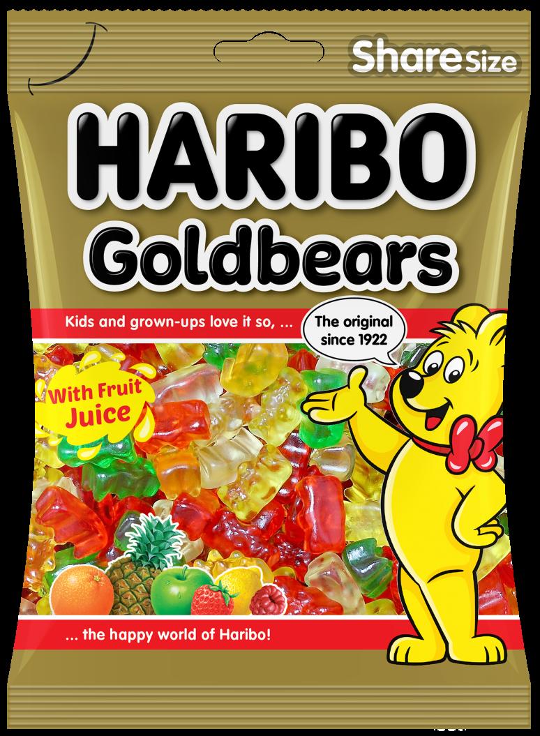 Bag of HARIBO Goldbears