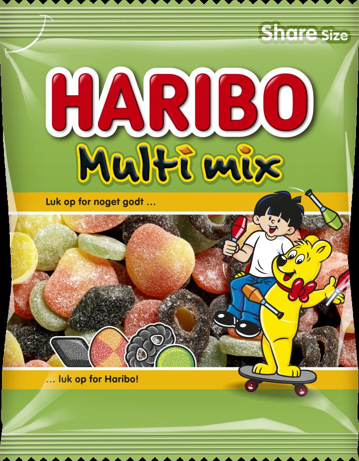 Multi Mix 120g