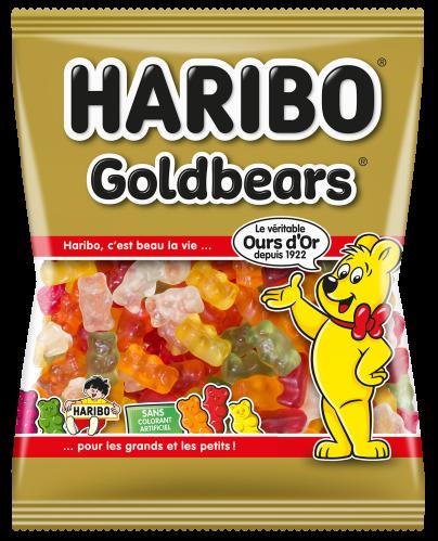 Sachet HARIBO Goldbear