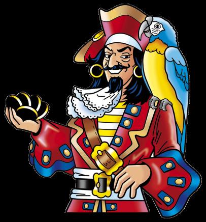 Super Piratos Pirat illu