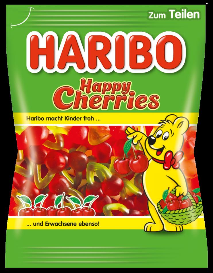 Beutel HARIBO Happy Cherries (200g)
