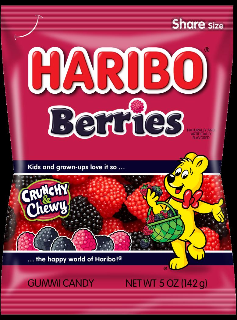 Pack of HARIBO Berries
