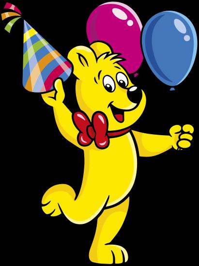 GB Luftballons Partyhut