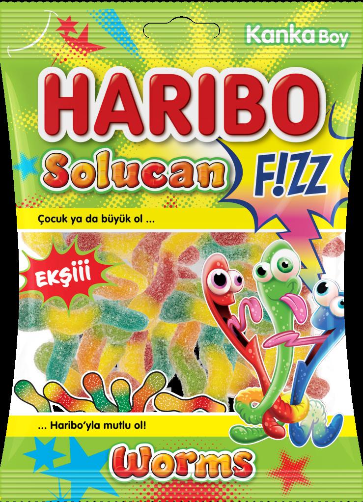 Fizz Worms