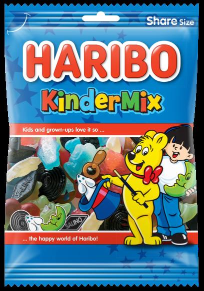 Beutel HARIBO Kindermix