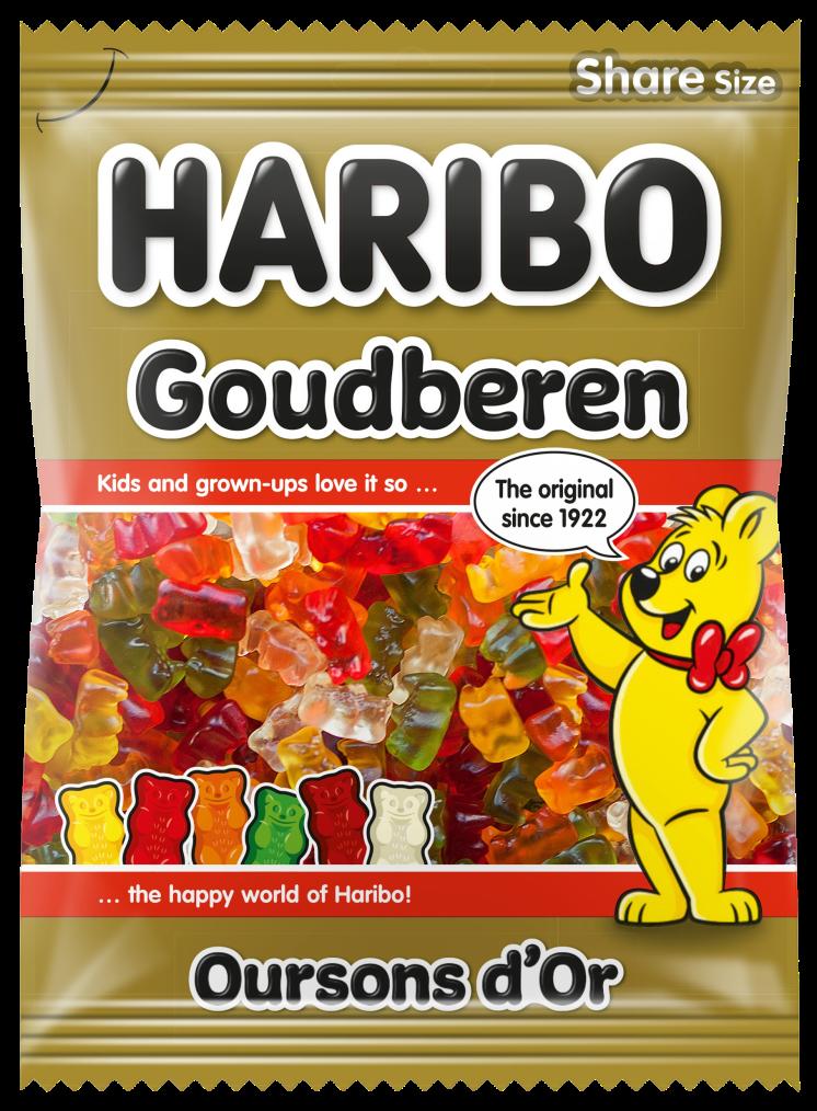 HARIBO Goudberen (200g)