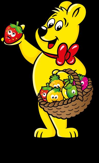 Fruitilicious Goldbear