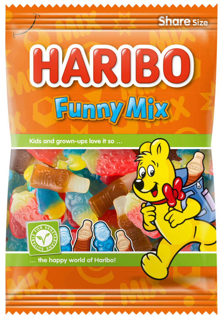 HARIBO Funny Mix (200g)