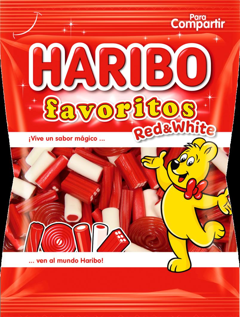 Favoritos Red White