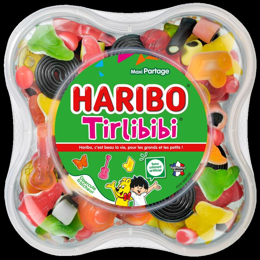 Boite HARIBO Tirlibibi 750g