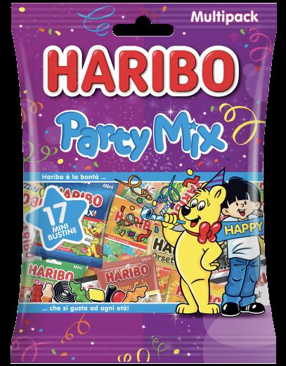 3 D Party Mix