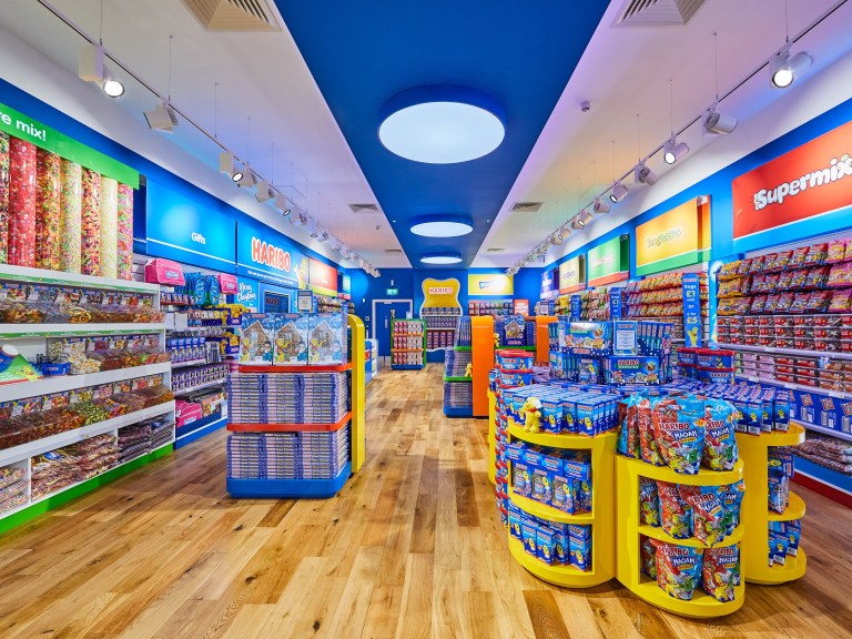 Example HARIBO Outlet Store4x3