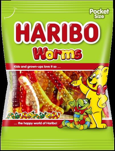 Packshot Worms