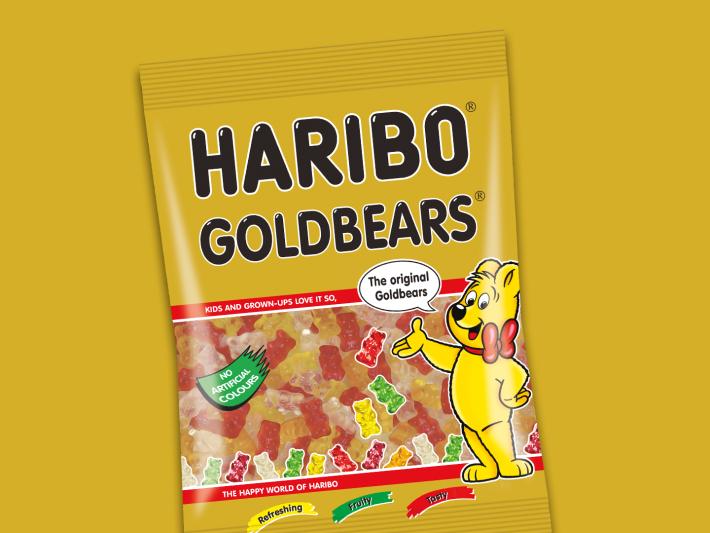 Historic packshot of Goldbears