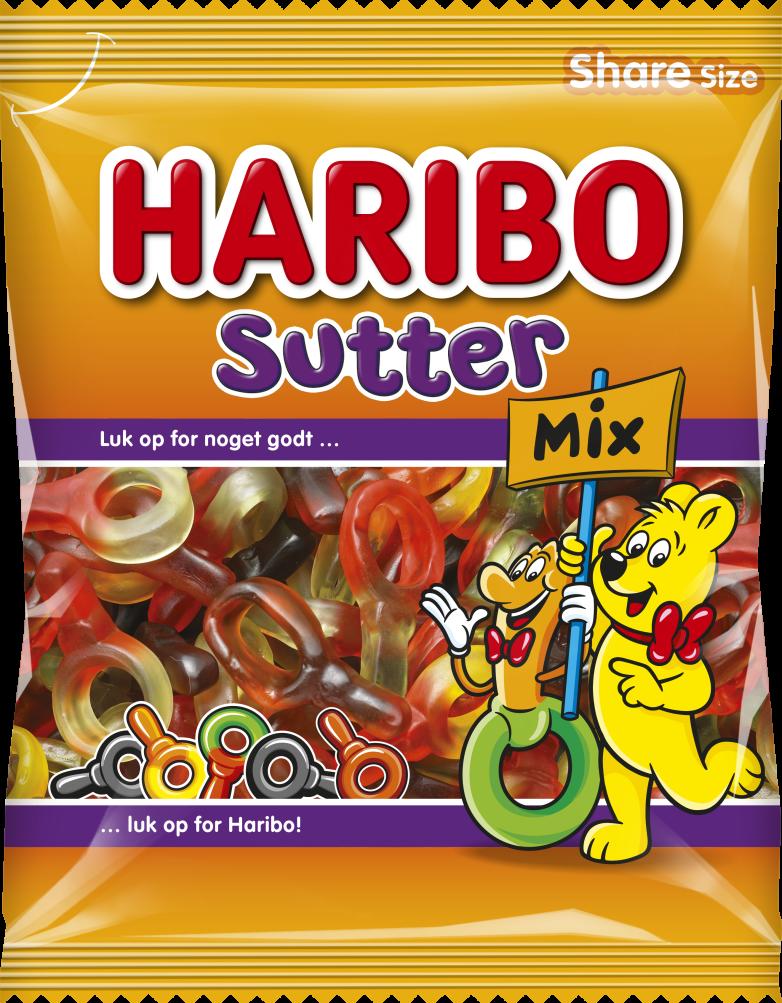 Sutter Mix 120g