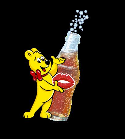 Illu Kiss Cola